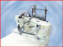 ニューハイエンド扁平縫いミシン